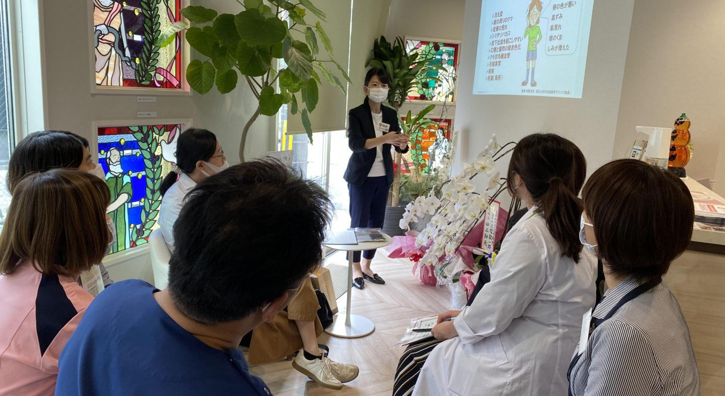 漢方研勉強会を実施しました!