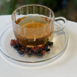 秋の薬膳茶を販売中です!
